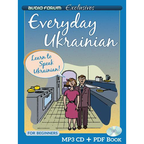 Everyday Ukrainian (Download)