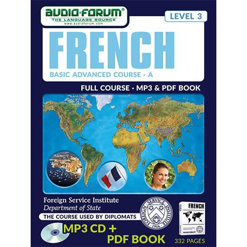 FSI: Basic French Advanced A (Download)