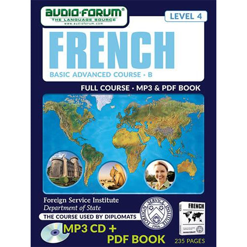 FSI: Basic French Advanced B (MP3/PDF)