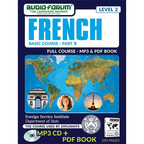 FSI: Basic French Part B (Download)
