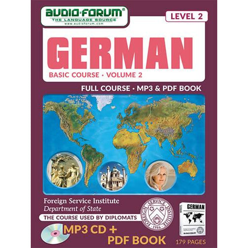 FSI: Basic German 2 (Download)