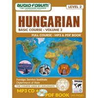 FSI: Basic Hungarian 2 (MP3/PDF)