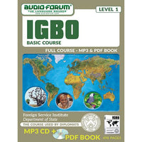 FSI: Igbo Basic Course (MP3/PDF)