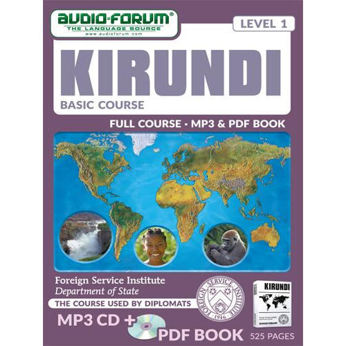 FSI: Basic Kirundi (Download)
