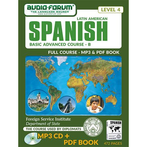 FSI: Basic Spanish Advanced B  (MP3/PDF)