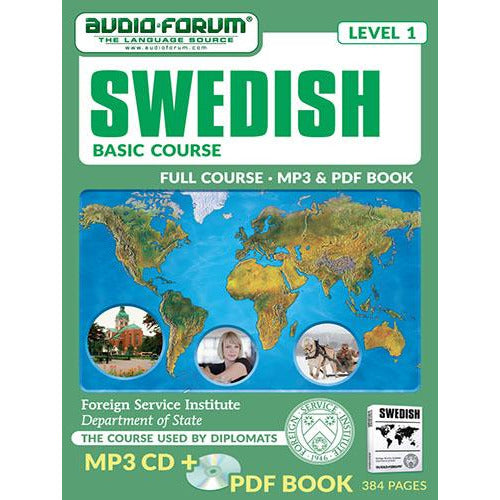 FSI: Basic Swedish (Download)