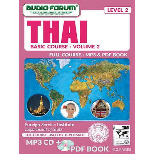 FSI: Basic Thai 2 (Download)