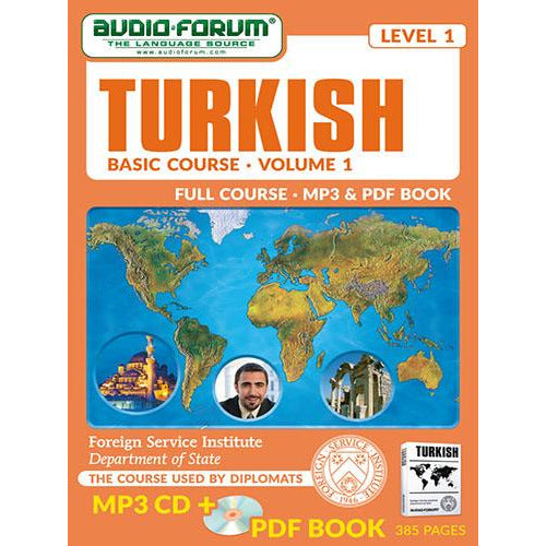 FSI: Basic Turkish 1 (Download)