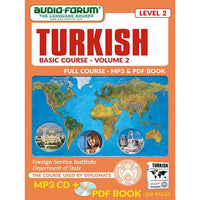 FSI: Basic Turkish 2 (Download)