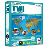 FSI: Twi Basic Course (5 CDs/Book)