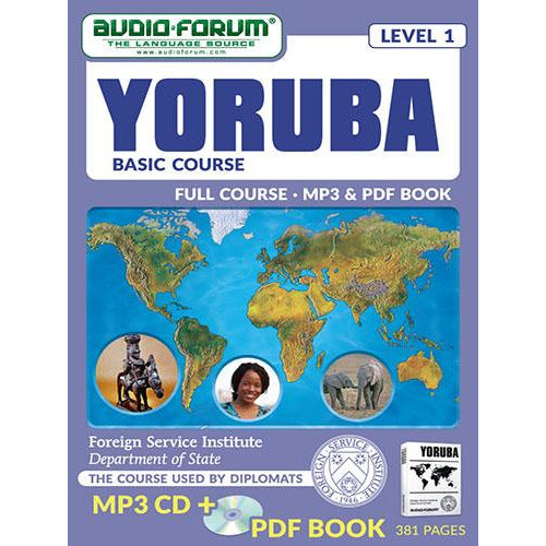 FSI: Yoruba Basic Course (Download)