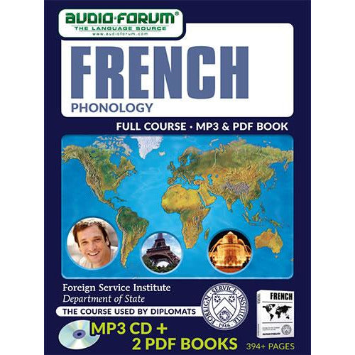 FSI: French Phonology (MP3/PDF)