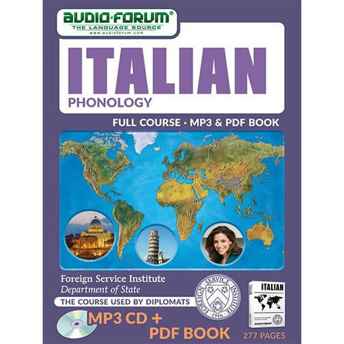 FSI: Italian Phonology (MP3/PDF)