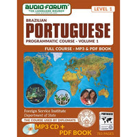 FSI: Programmatic (Brazilian) Portuguese 1 (Download)