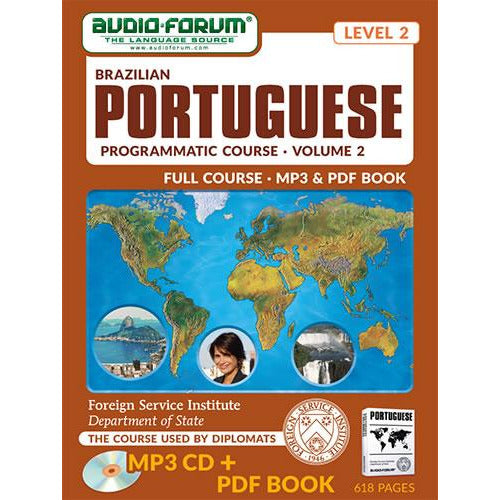 FSI: Programmatic (Brazilian) Portuguese 2 (Download)