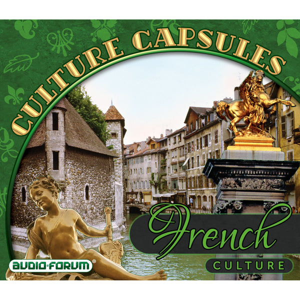 French Culture Capsules (CD)