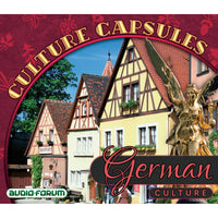 German Culture Capsules (CD)