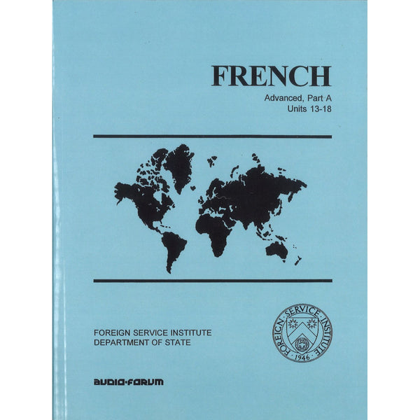 FSI: Basic French Advanced A