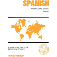 FSI: Programmatic Spanish 1 (Textbook)