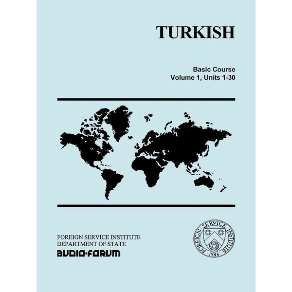 FSI: Basic Turkish 1