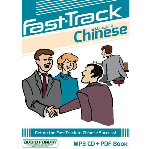 Fast-Track Chinese Mandarin (Download)