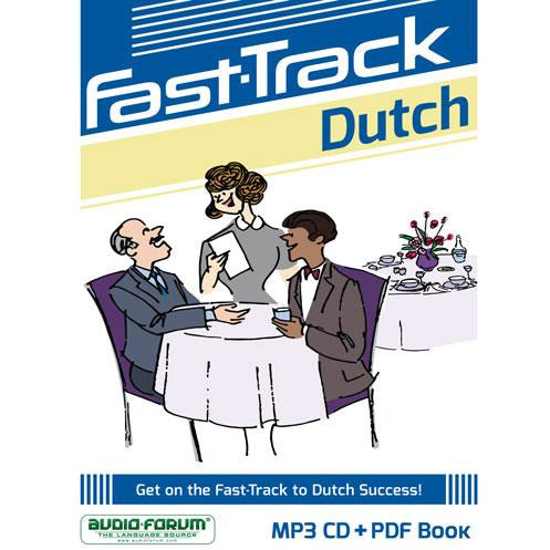 Fast-Track Dutch (MP3/PDF)