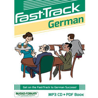 Fast-Track German (MP3/PDF)