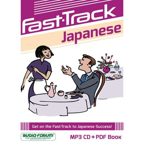 Fast-Track Japanese (Download)