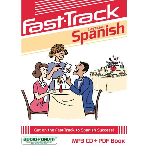 Fast-Track Spanish (MP3/PDF)