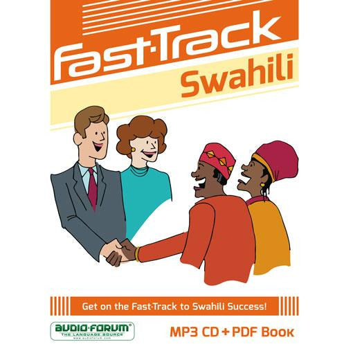 Fast-Track Swahili (Download)