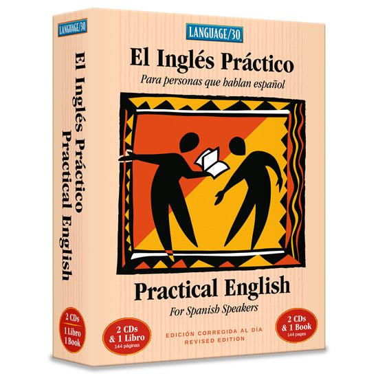 El Inglés Práctico - Practical English for Spanish Speakers (2CDs/Book)