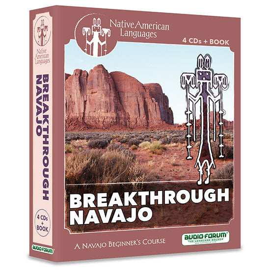 Breakthrough Navajo (4 CDs/Book)