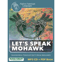 Let's Speak Mohawk (MP3/PDF)