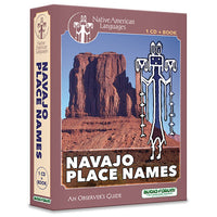 Navajo Place Names (CD/Book)