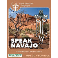Speak Navajo (MP3/PDF)
