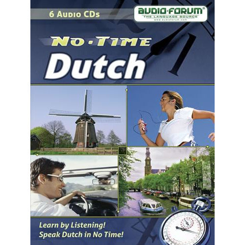 No Time Dutch (6 CDs)