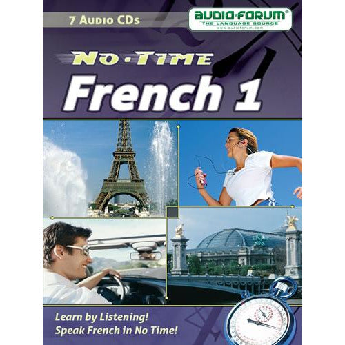 No Time French 1 (7 CDs)