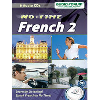 No Time French 2 (6 CDs)