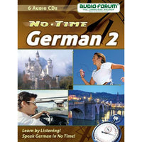 No Time German 2 (6 CDs)