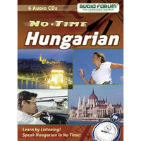 No Time Hungarian (6 CDs)
