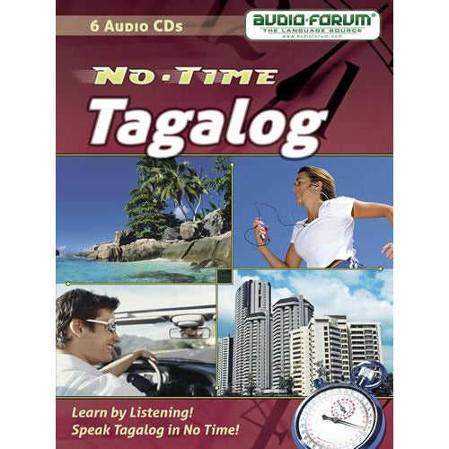 No Time Tagalog (Download)