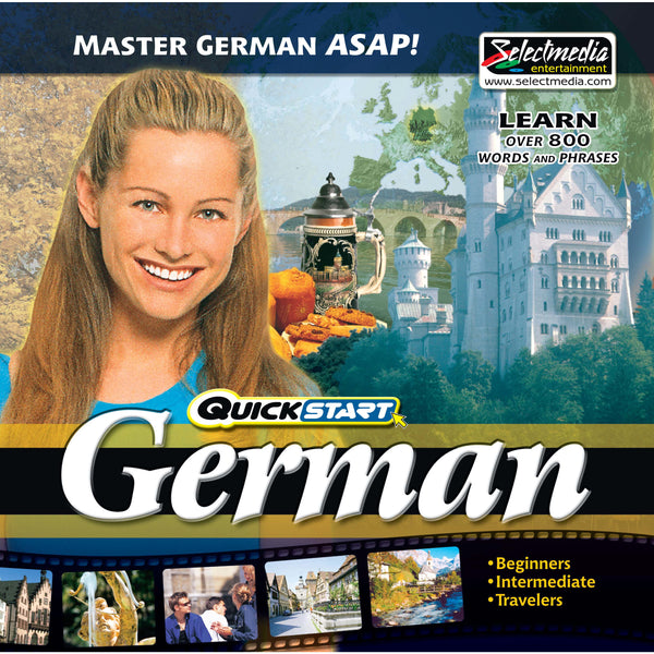 Quickstart German (Audio Download)