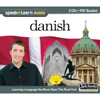 Speak & Learn Danish (2 CDs)