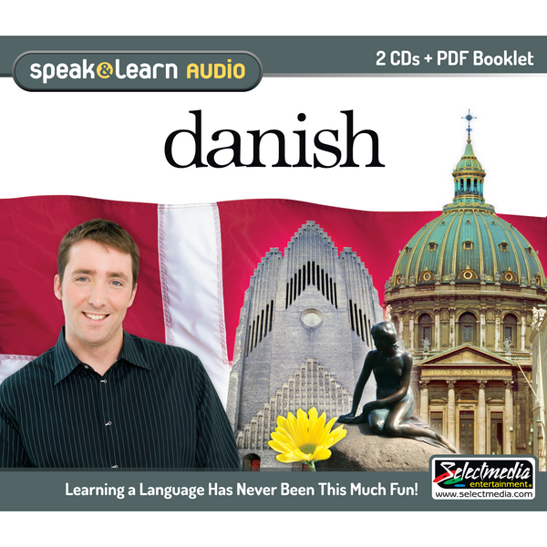 Speak & Learn Danish (Audio Download)