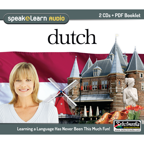 Speak & Learn Dutch (Audio Download)