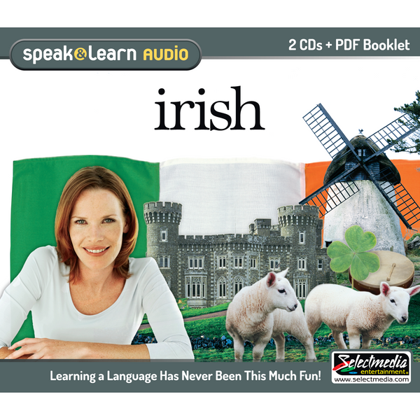 Speak & Learn Irish (Audio Download)