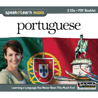 Speak & Learn Portuguese (Audio Download)