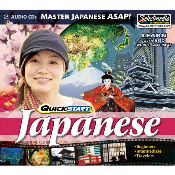 Quickstart Japanese (Audio Download)