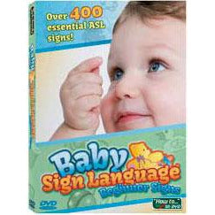 Baby Sign Language Beginner Signs (Download)