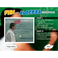 Fun with Algebra - Beginner